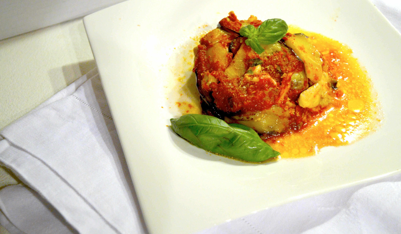 parmigiana melanzane siciliana pesce spada